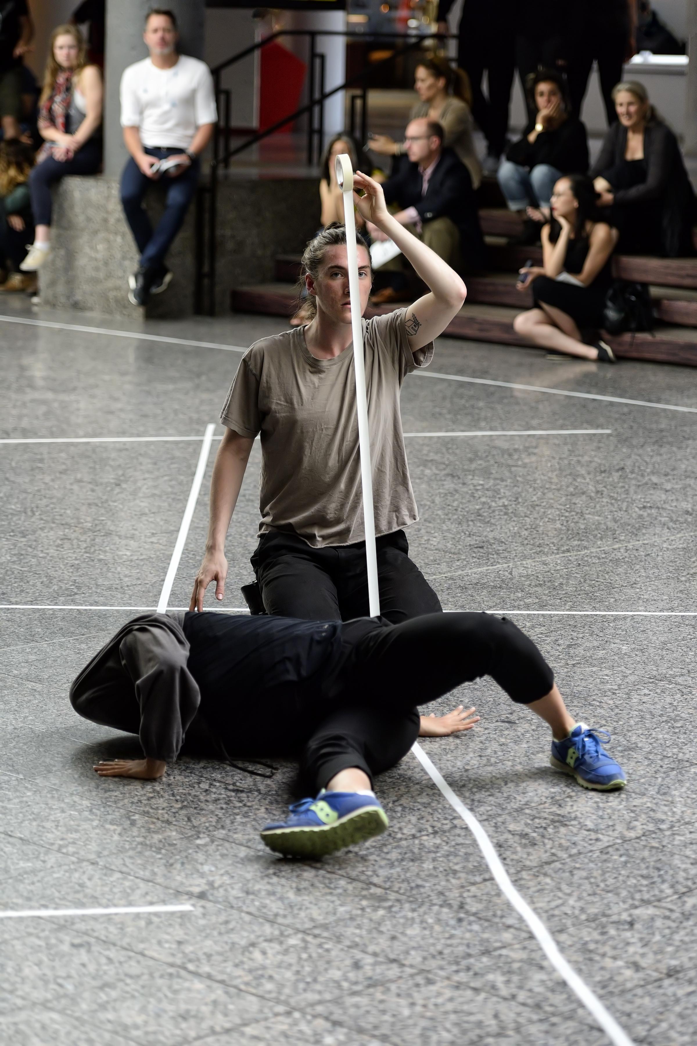2016 Emerging Choreographer Spenser Theberge_Installation_01