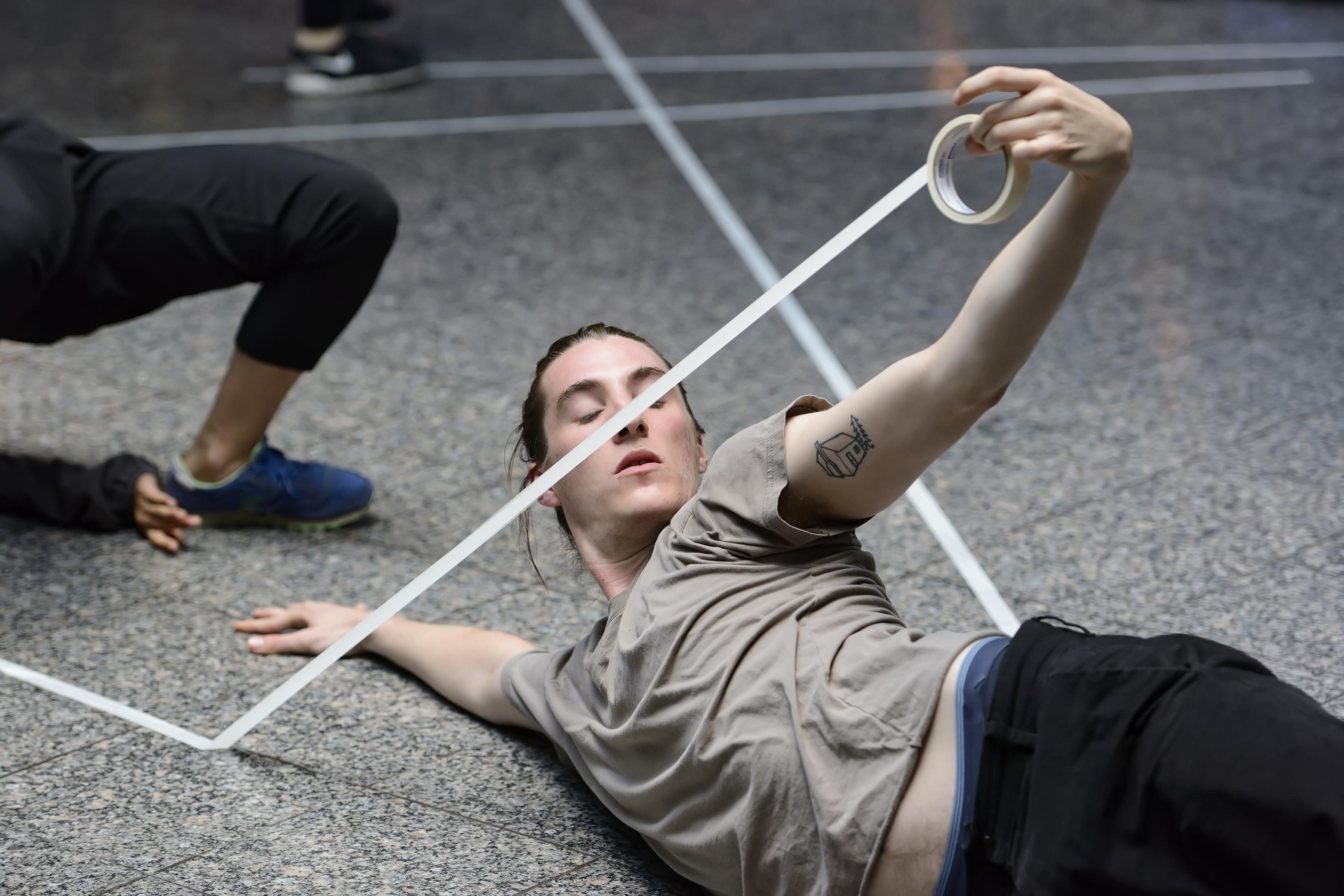 2016 Emerging Choreographer Spenser Theberge_Installation_05