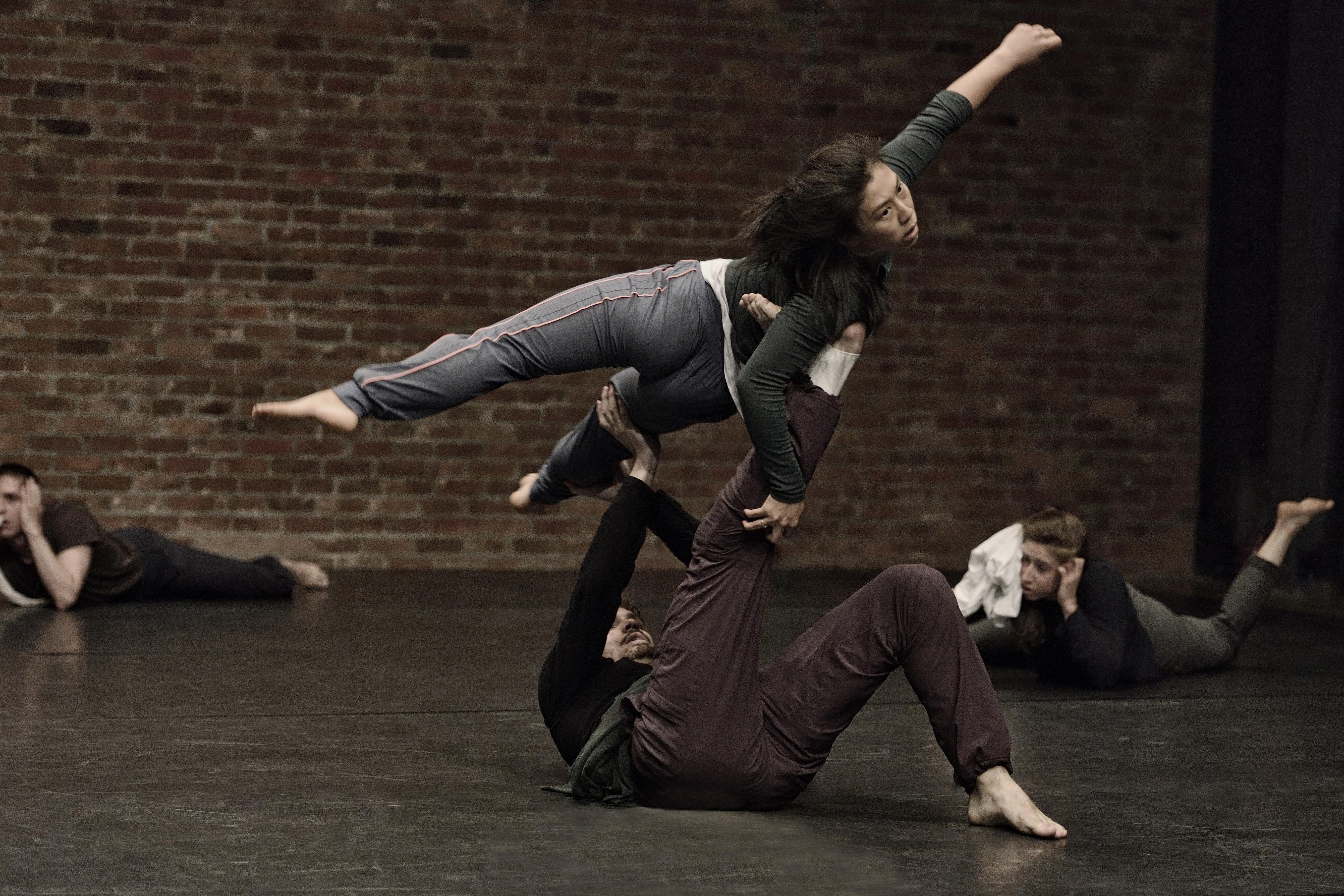 2017 Springboard Compagnie Principale/Principal Company VIM VIGOR DANCE COMPANY